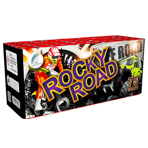 Rocky Road by Absolute Fireworks