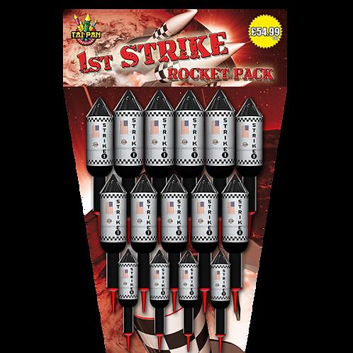 1st Strike Rocket Pack by Absolute Fireworks
