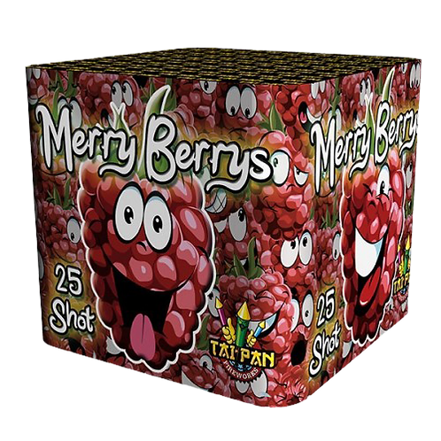 Merry Berrys by Absolute Fireworks