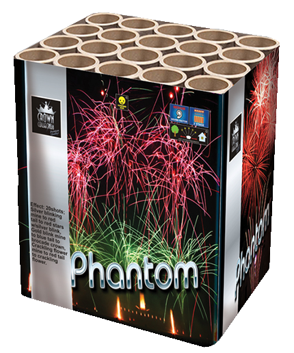Phantom By Zeus Fireworks
