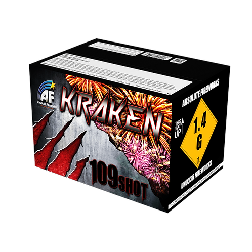 Kraken by Absolute Fireworks