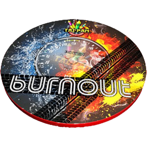 Burnout Wheel by Absolute Fireworks