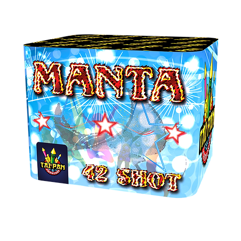 Manta by Absolute Fireworks