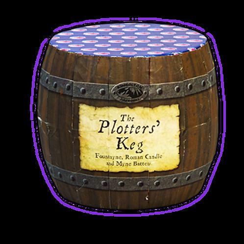 Plotters Keg by Kimbolton Fireworks