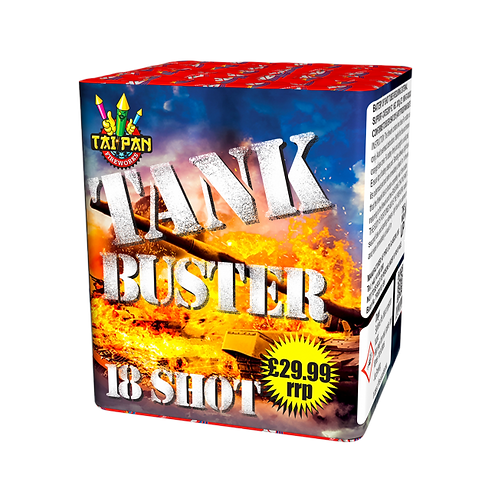 Tank Buster by Absolute Fireworks