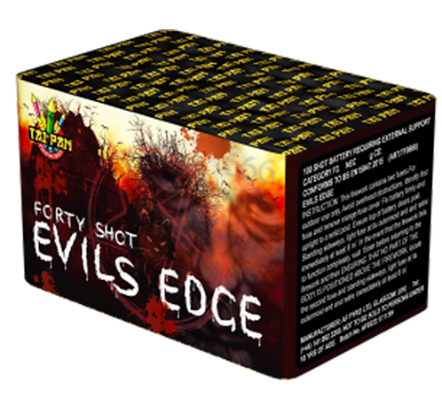 Evils Edge By Tai Pan