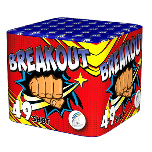 Breakout by Absolute Fireworks