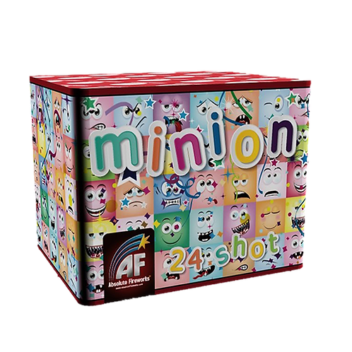 Minion by Absolute Fireworks
