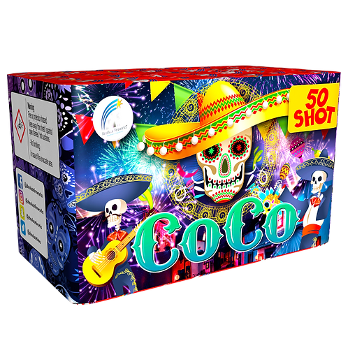 Coco by Absolute Fireworks