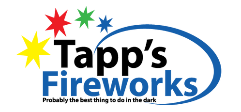 FIREWORK DISPLAY TICKET