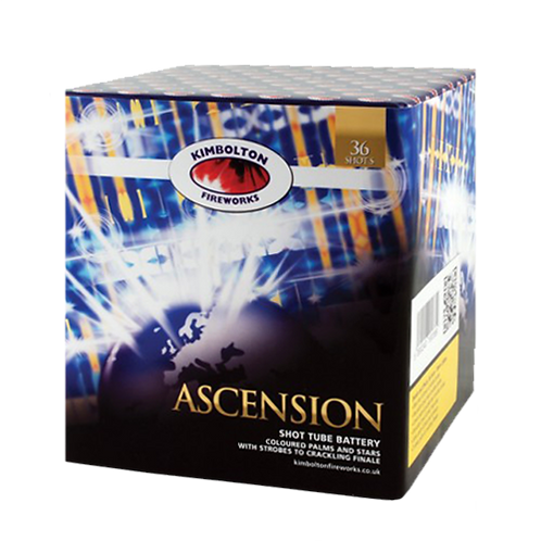 Ascension by Kimbolton Fireworks