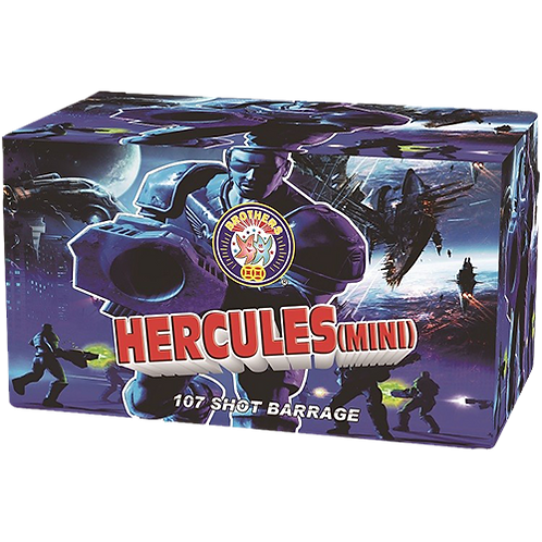 Hercules Mini by Brothers Pyrotechnics