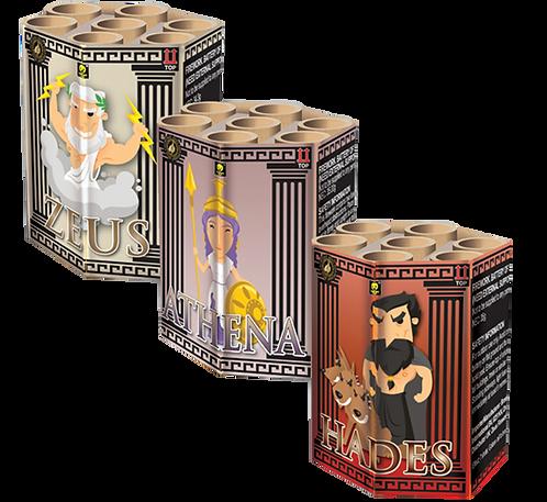 Mini Gods By Zeus Fireworks