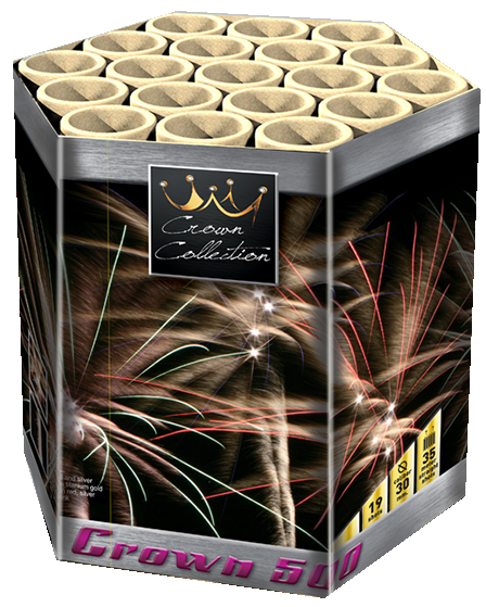 Crown 500 By Zeus Fireworks