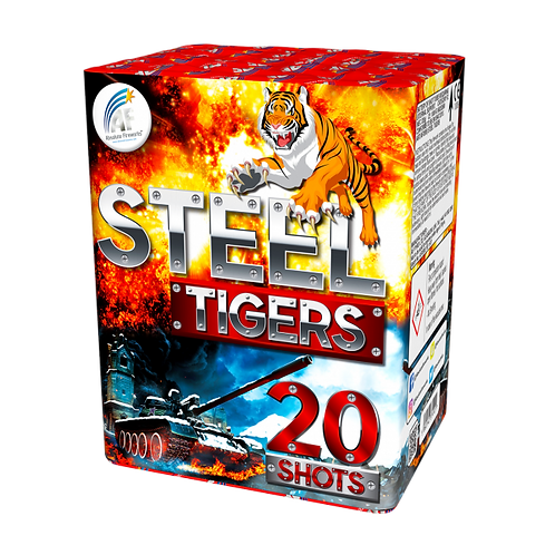 Steel Tigers by Absolute Fireworks