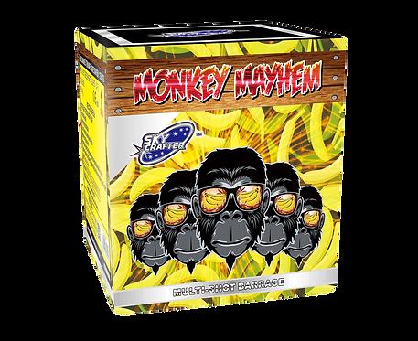 Monkey Mayhem by Skycrafter