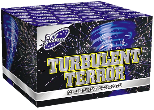 Turbulent Terror by Sky Crafter