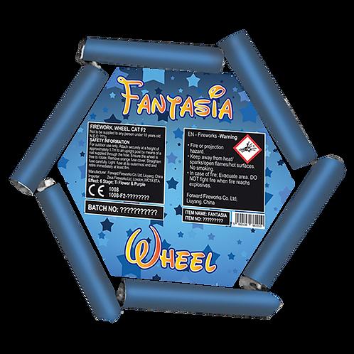 Fantasia Wheel by Zeus Fireworks