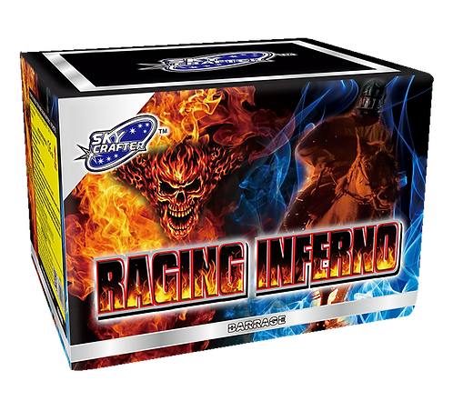 Raging Inferno by Brothers