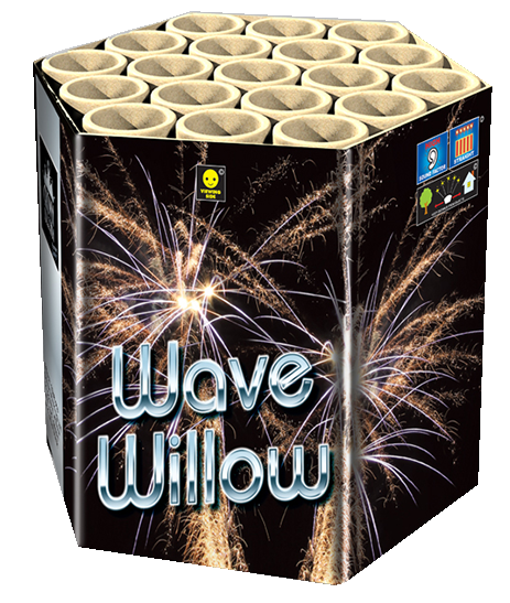 Wave Willow By Zeus Fireworks