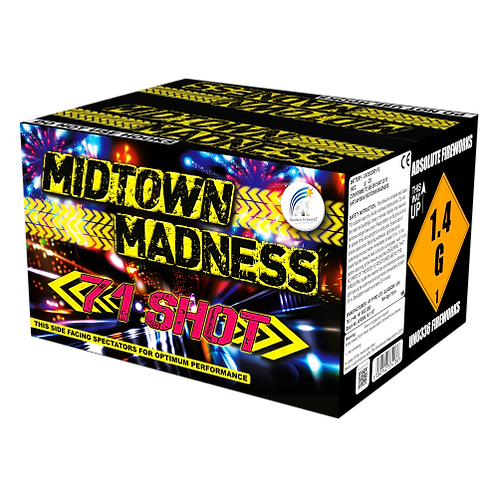 Midtown Madness by Absolute Fireworks