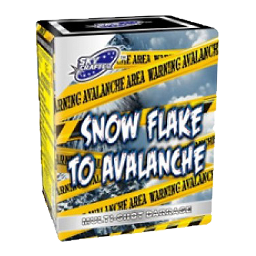 Snowflake To Avalanche by Brothers Pyrotechnics