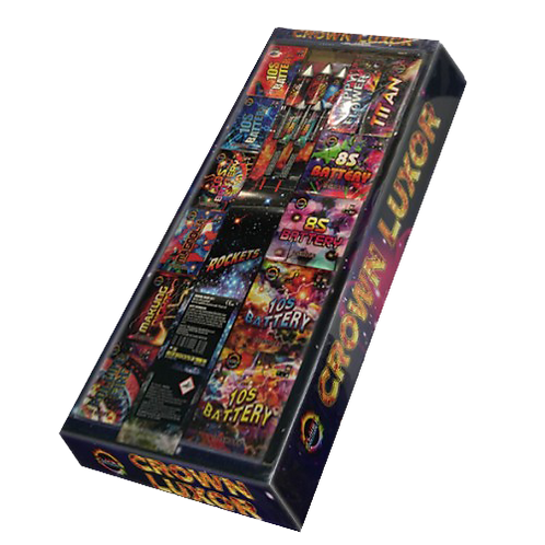 Crown Luxor Selection by Zeus Fireworks