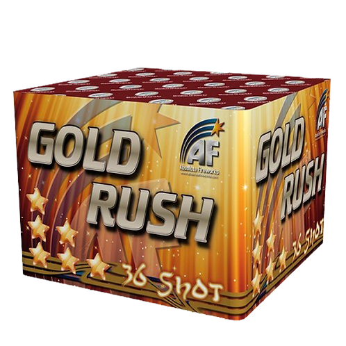 Gold Rush by Absolute Fireworks