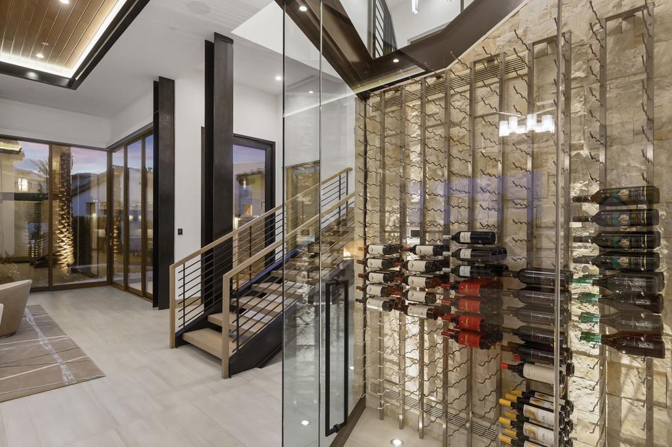 Wine Room Hideaway 3D