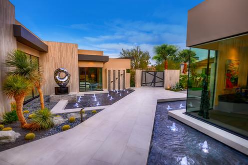 Big Horn Lot 4N Courtyard