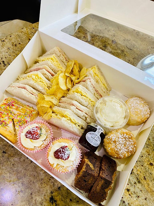 Afternoon tea X1 COLLECTION ONLY picture is box of 2
