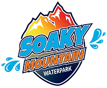 Soaky Mountain Waterpark Logo