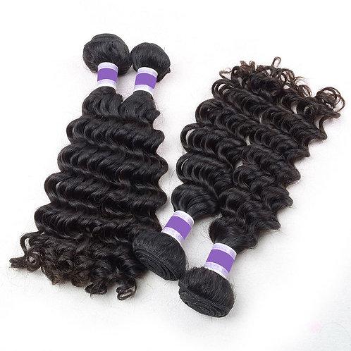 "Peruvian Deep Curly 12"""
