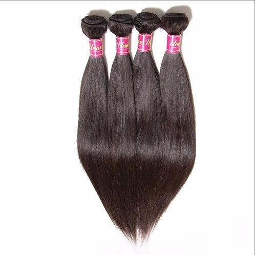 """Peruvian Straight Hair 12"""""""