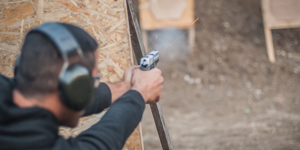 Private Firearms Session Available