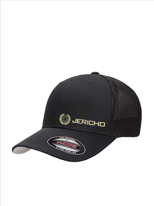 Jericho Flexfit Mesh Fitted Cap