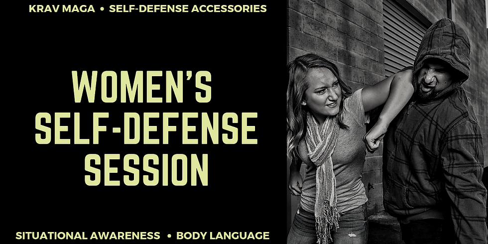 Women's Self Defense Session