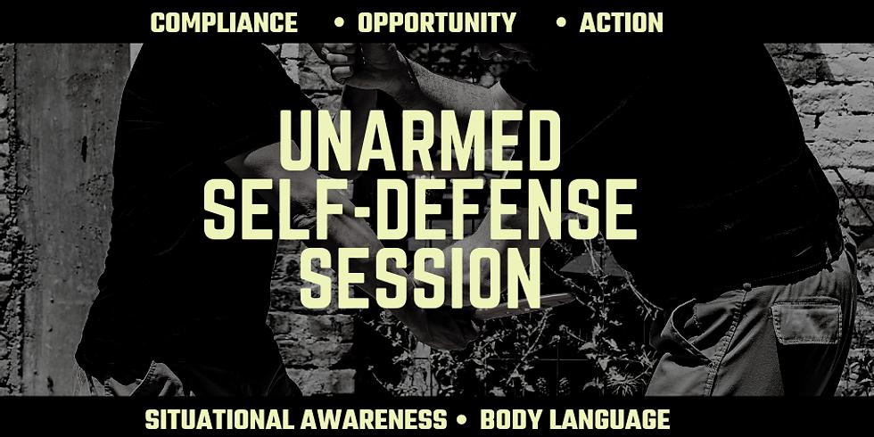 THU | UNARMED DEFENDER SEMINAR