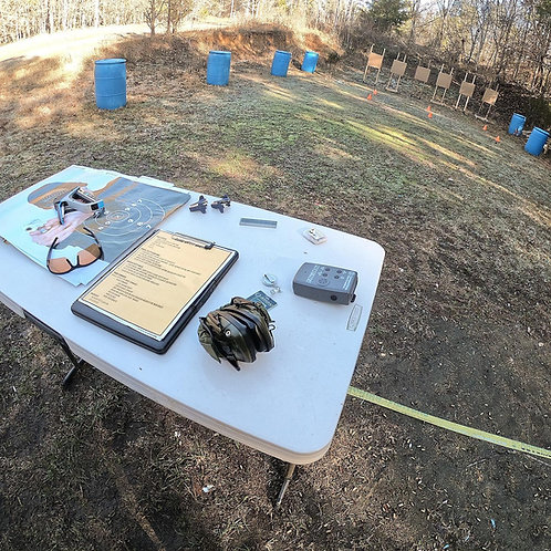 Private Shooting Lesson Pass