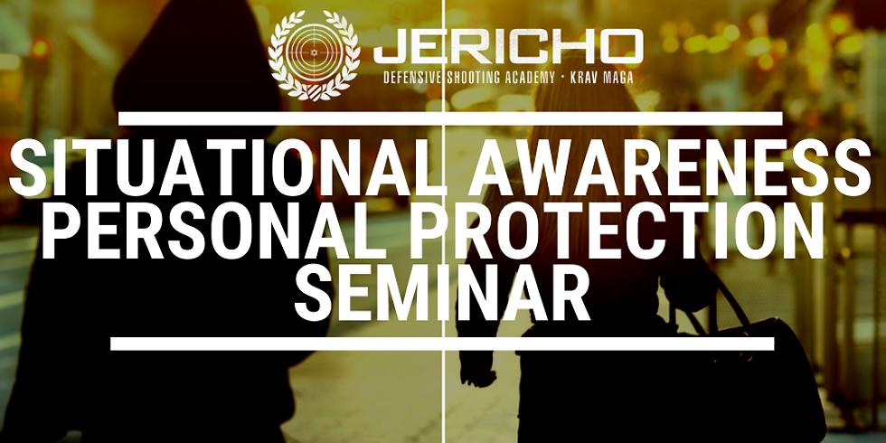 THU | SITUATIONAL AWARENESS PERSONAL PROTECTION SEMINAR