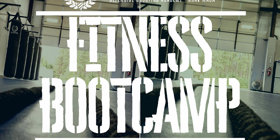 5:30PM | WED | FITNESS BOOTCAMP