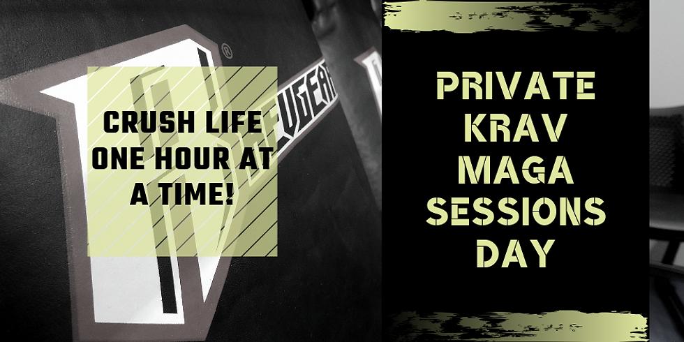Private Krav Maga Session Available