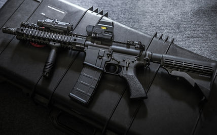 assult rifle on the rlfle case.jpg