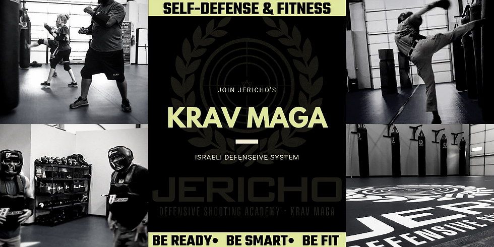 Wednesday Krav Maga - Group Session