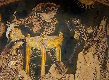 Delphi-das Orakel der Schlange