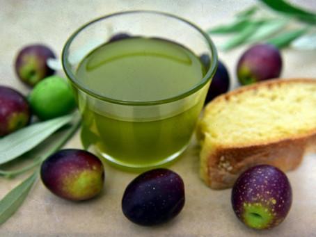 Die Olive – Geschenk der Göttin Athene