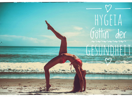 Hymne an Hygeia – Göttin der Gesundheit