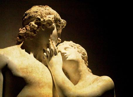 Die Liebesgöttin Aphrodite