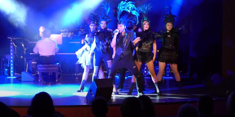 MS Amera Show Band