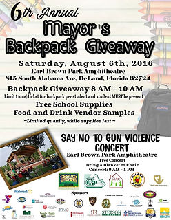 Back to School Volusia County